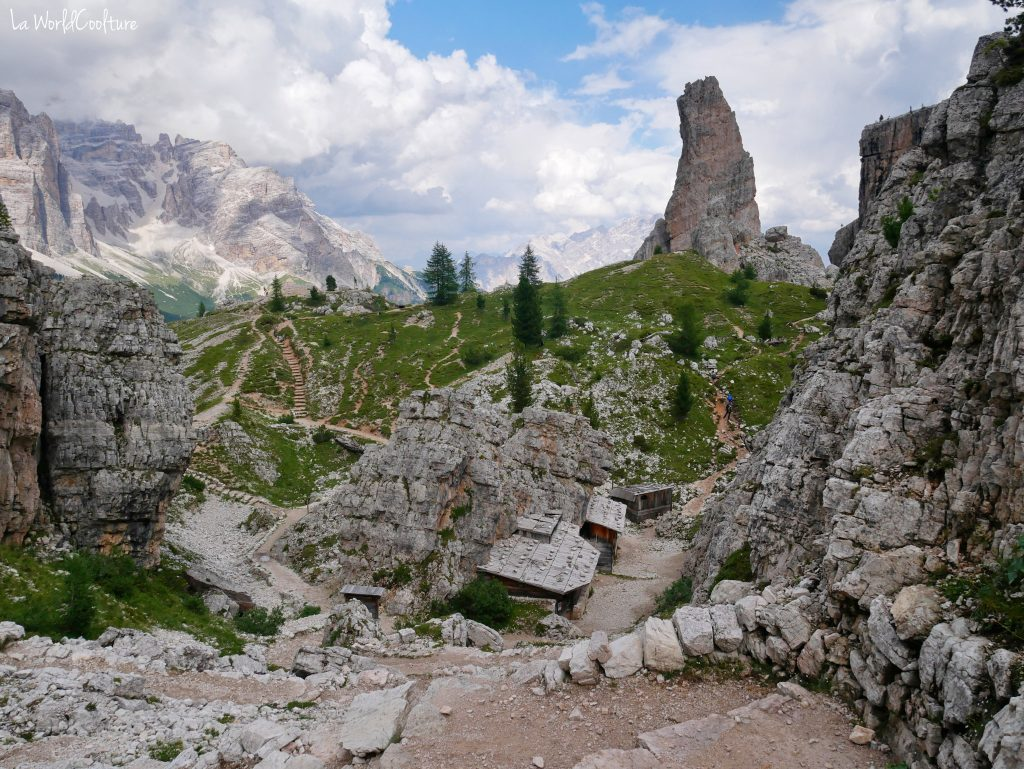 Que faire de culturel dans les Dolomites Cinque Torri