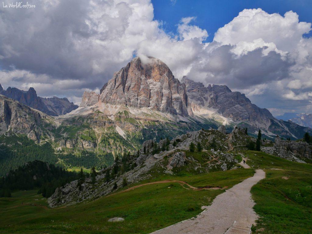 Cinque Torri les plus beaux endroits des Dolomites