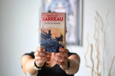 La vie en Rosalie Nicolas Barreau avis sur le roman romantique