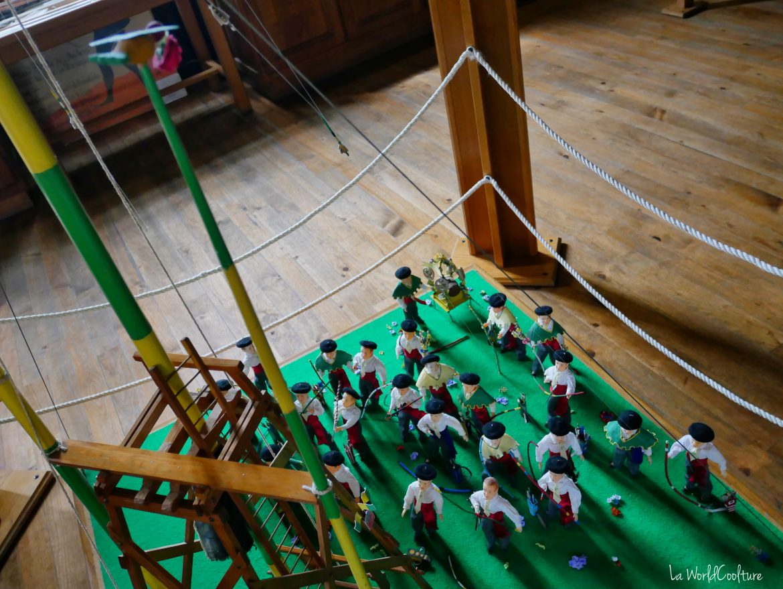 Rieux Volvestre Haute Garonne musée du Papogay