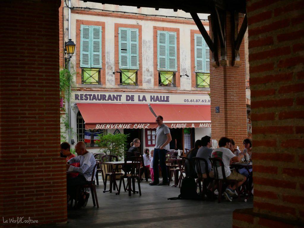 Rieux Volvestre Haute Garonne restaurant où manger