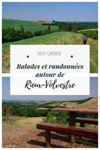 quelles balades et randonnées faire à Rieux-Volvestre en Haute-Garonne ?