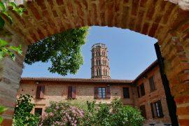 visiter le village de Rieux Volvestre Haute-Garonne