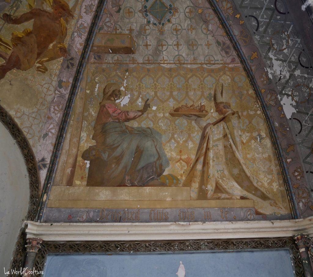 Rieux Volvestre Haute Garonne chapelle insolite
