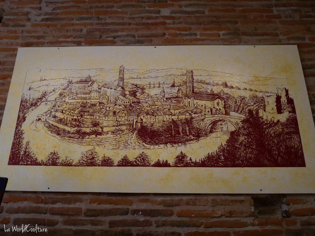 Rieux Volvestre Haute-Garonne archives du village