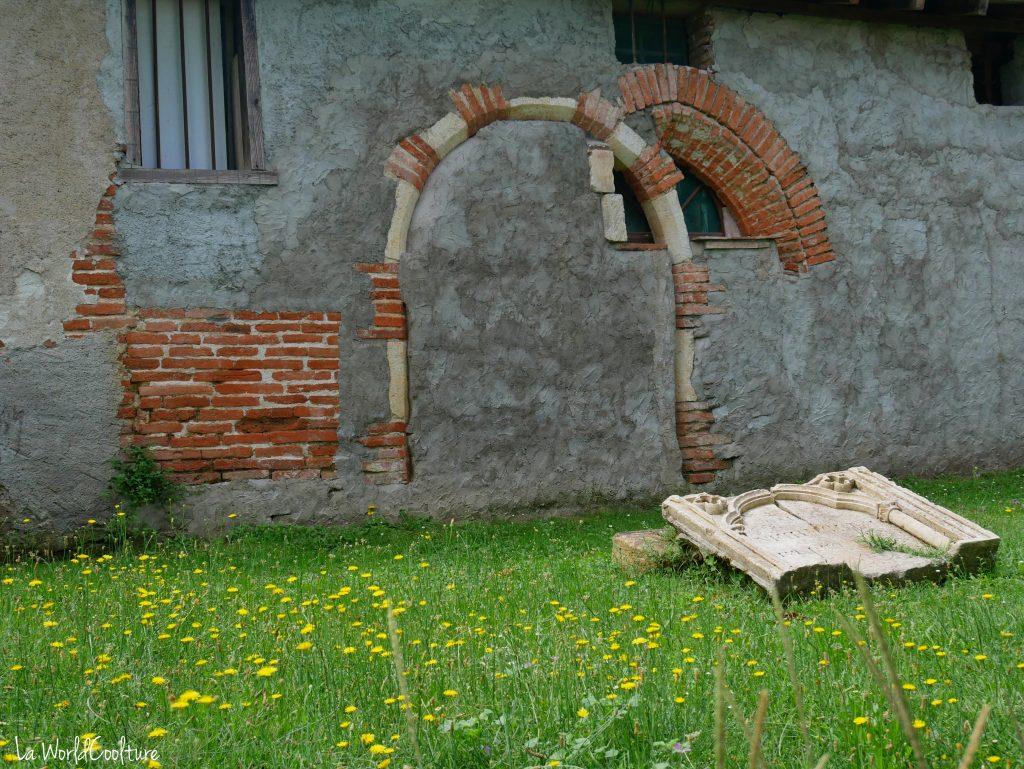 Rieux Volvestre Haute-Garonne vestiges couvent des Jacobins