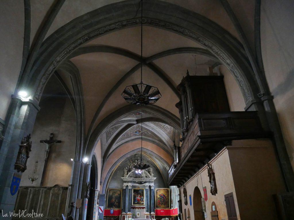 Rieux Volvestre Haute-Garonne visite insolite de la cathédrale