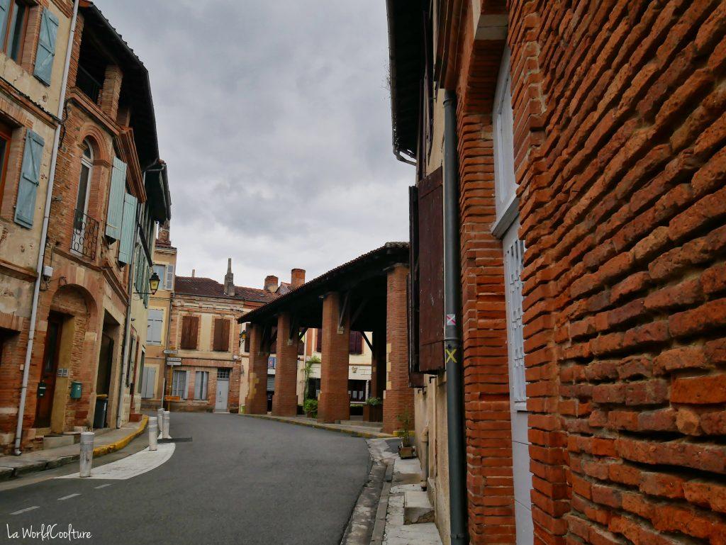 tourisme village Rieux Volvestre Haute-Garonne