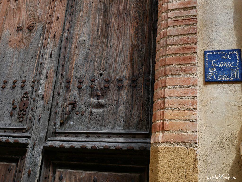 Rieux Volvestre Haute-Garonne visite guidée de la Tourasse