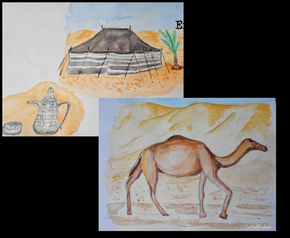 Carnet de voyage de notre séjour dans le désert de Wahiba Sands à Oman