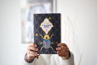 Avis sur Le Scarabée Bleu d'Emmanuelle Jappert et développement personnel