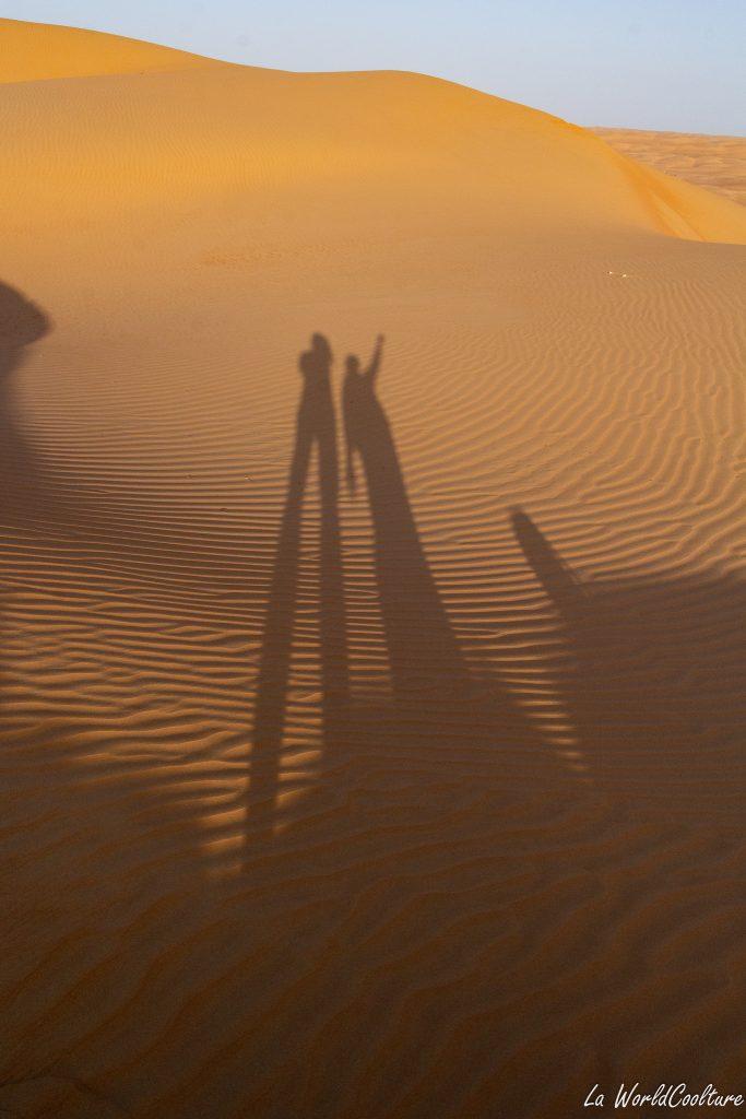 comment aller dans le désert de Wahiba Sands à Oman ?