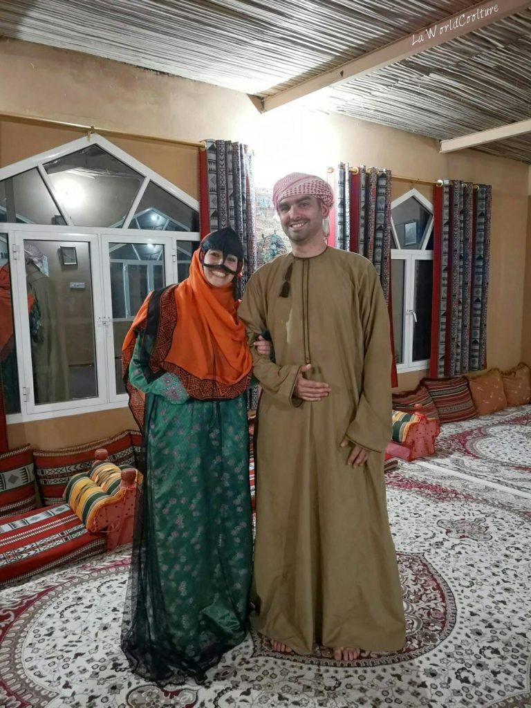 rencontrer les bedouins dans le wahiba sands à Oman