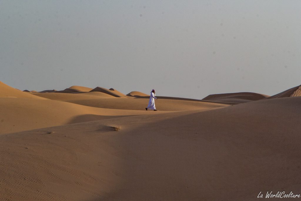 Dune Bashing et conduite dans le désert de Wahiba Sands à Oman
