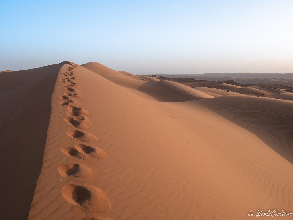 où loger dans le désert de Wahiba Sands à Oman ?