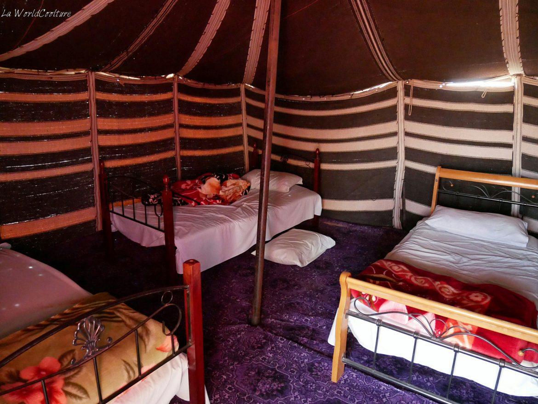 desert camp Oman