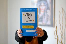 Chronique et avis lecteur sur Click & Love roman de Cyril Massarotto