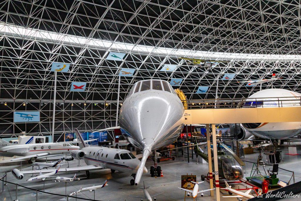 Visiter le musée Aeroscopia de Toulouse pour les 50 ans du Concorde