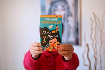 Chronique du roman Chère Mamie de Virginie Grimaldi