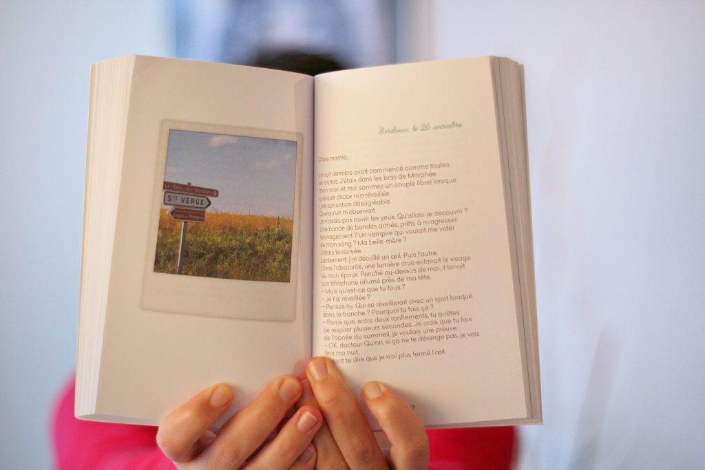 Avis sur le roman Chère Mamie de Virginie Grimaldi