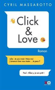 Chronique et avis sur Click & Love de Cyril Massarotto