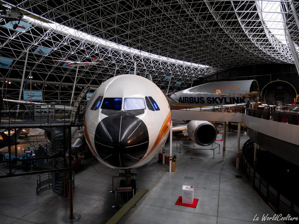 visite guidée let's visit airbus à Toulouse