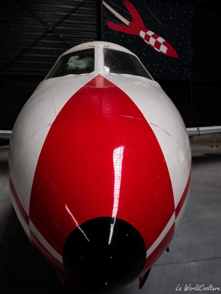 Visiter le musée Aeroscopia à Toulouse en famille