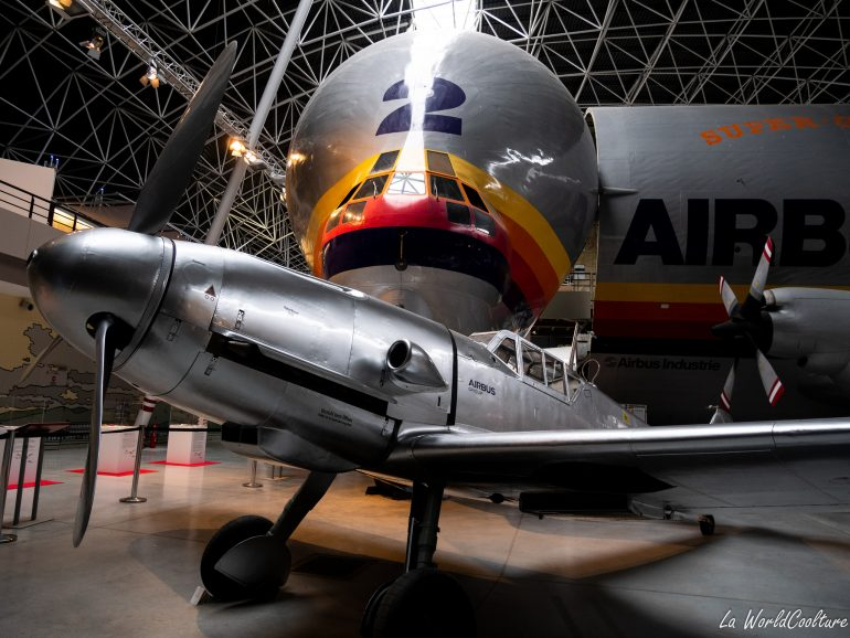 Visite du musée Aeroscopia en couple