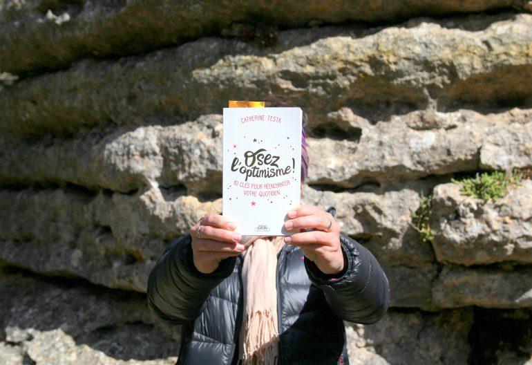 Osez l'optimisme de Catherine Testa chronique littéraire
