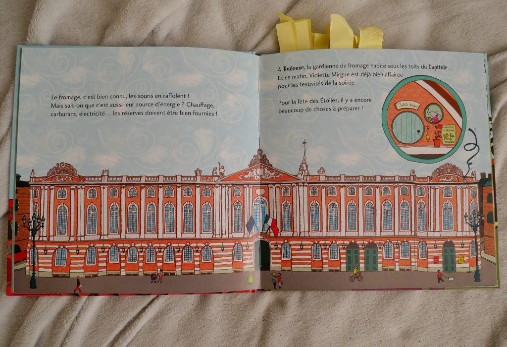 Quelle lecture sur Toulouse et sa région Occitanie pour des enfants ?