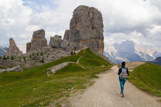 Les plus belles randonnées des Dolomites