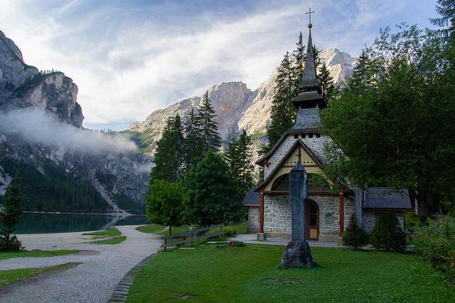 Où sont les incontournables des Dolomites ?