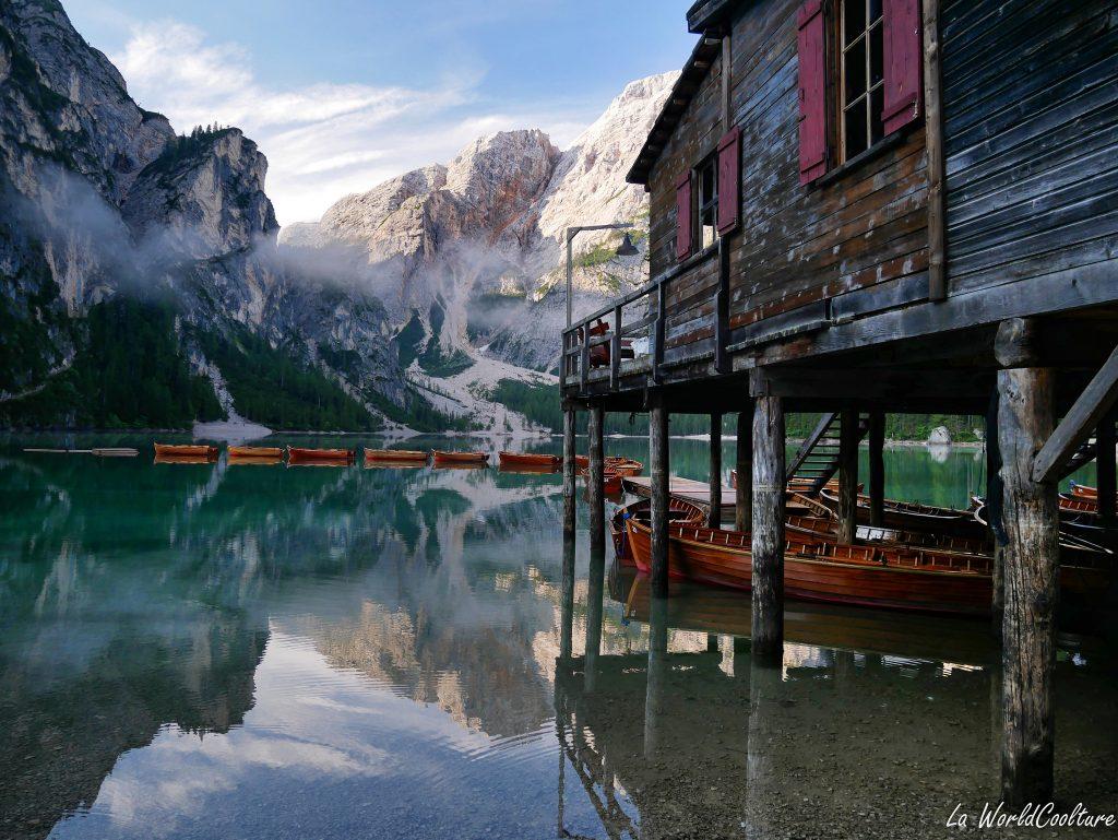 Les plus beaux paysages des Dolomites