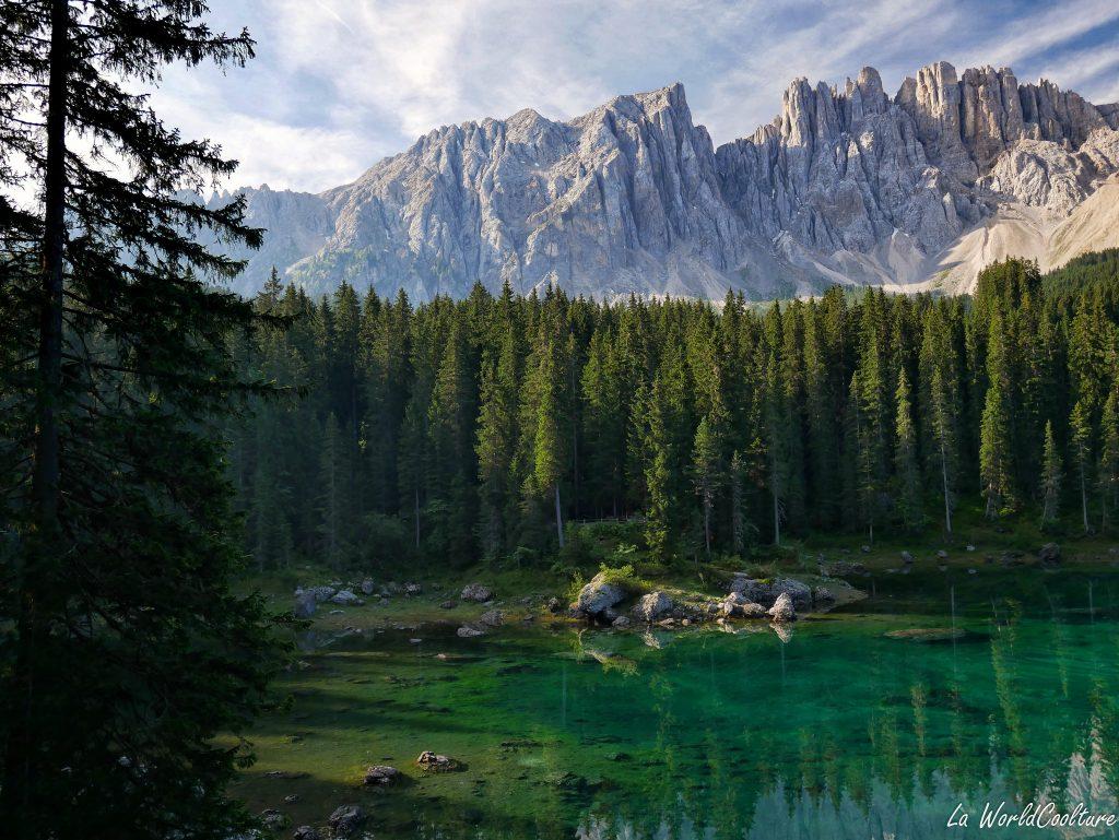 lac des Dolomites