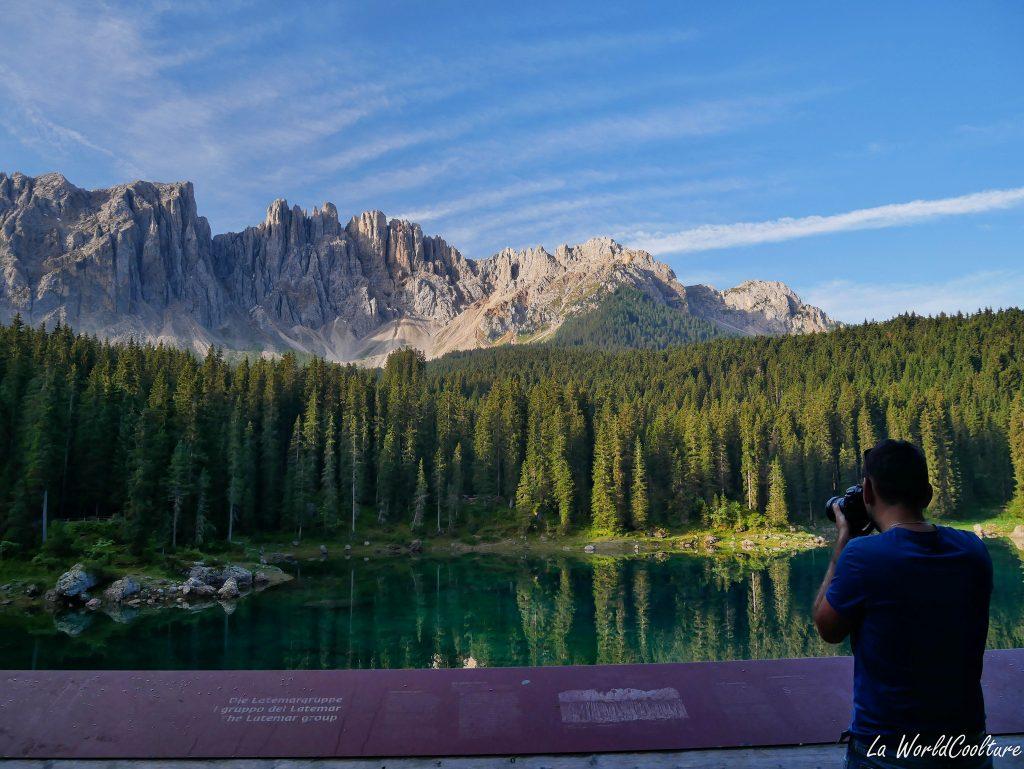 où photographier la nature des Dolomites ?