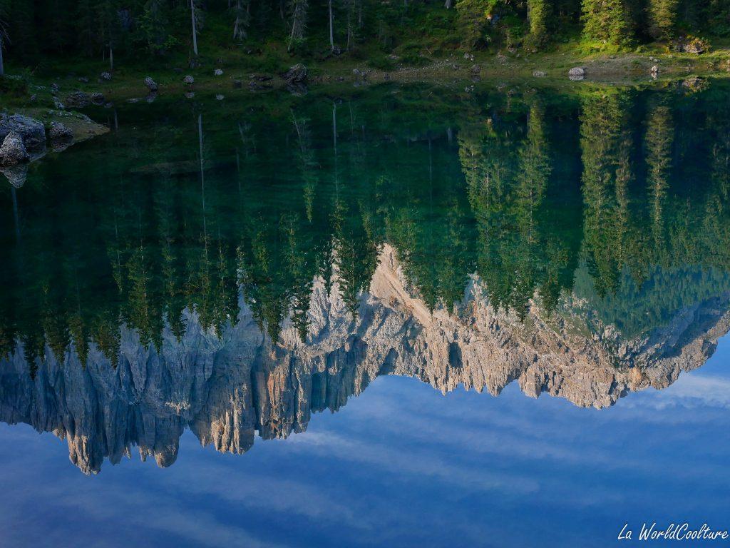 nature des Dolomites
