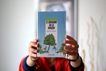 Chronique et avis lecture sur le roman jeunesse Le royaume de la rivière