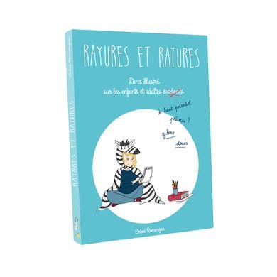 Chronique lecteur de Rayures et Ratures - Chloé Romengas