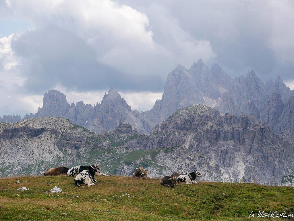 tourisme dans les Dolomites