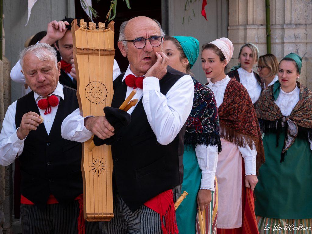 Auvillar une des plus belles fêtes traditionnelles du sud-ouest français