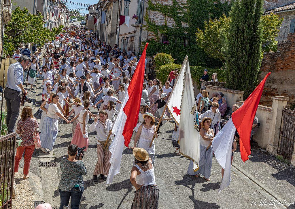 Vivre la culture occitane en Tarn-et-Garonne à Auvillar