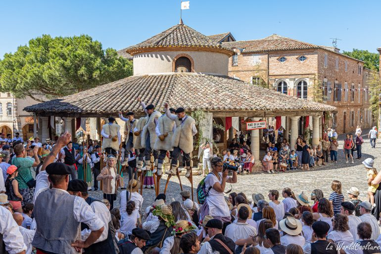 Tourisme à Auvillar dans le Tarn et Garonne