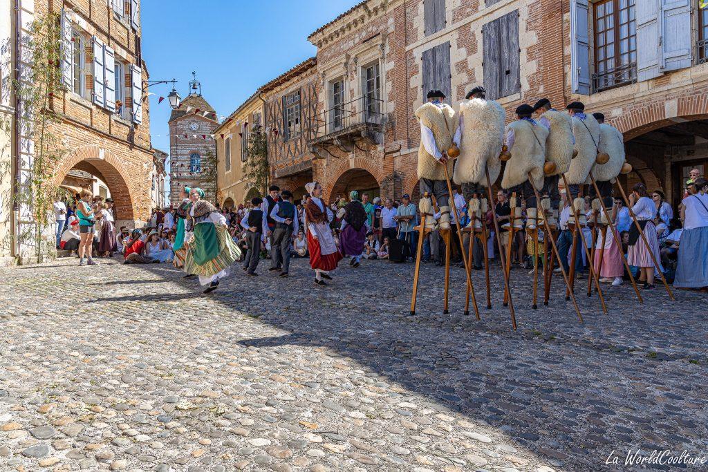 Tout savoir sur la tradition de la fête de la Saint-Noé à Auvillar en Tarn-et-Garonne