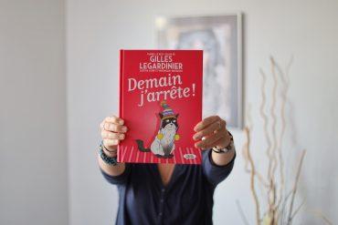 BD féminine avis lectrice Demain j'arrête - Gilles Legardinier