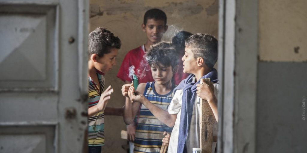 Film Capharnaum enfance maltraitée immigration Moyen-Orient