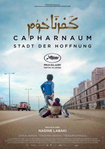 Chronique Capharnaum film enfance maltraitée