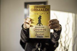 Quand nos souvenirs viendront danser - Virginie Grimaldi - avis lecteur