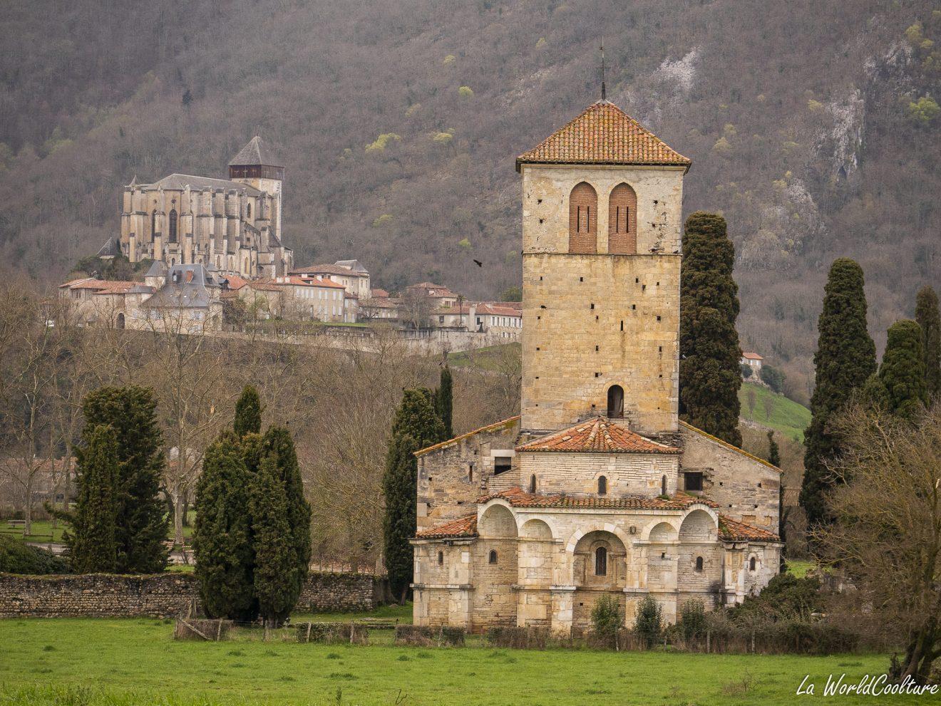 Visiter la basilique Saint-Just-de-Valcabrère à côté de Saint-Bertrand-de-Comminges