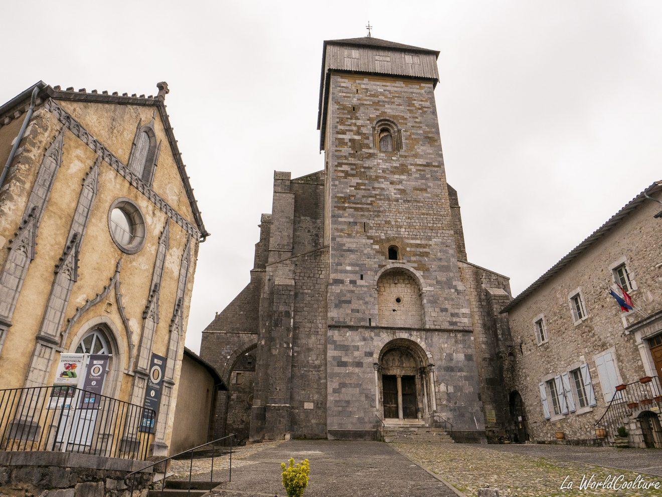 Visiter les Olivetains à Saint-Bertrand-de-Comminges