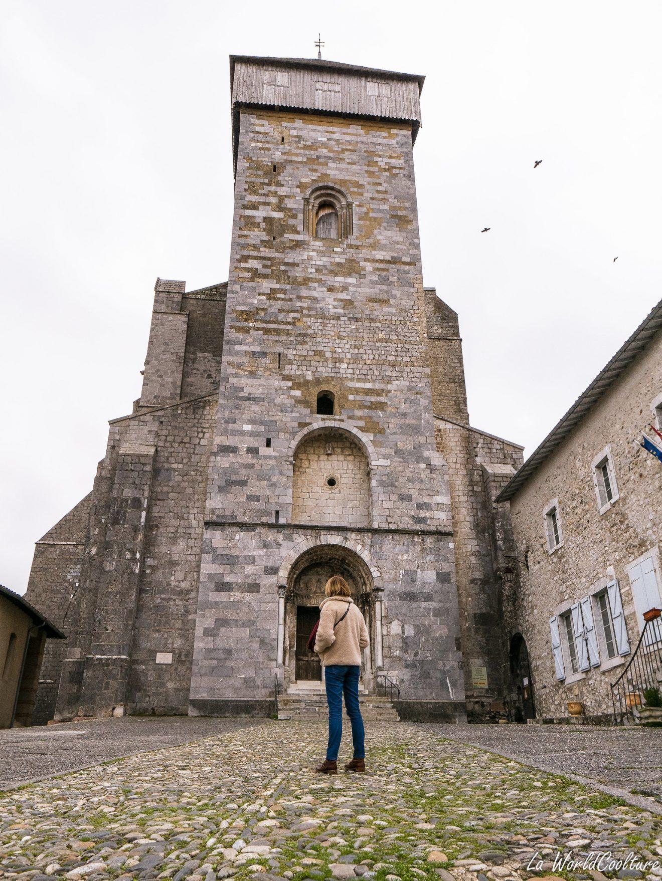 Quels sont les horaires de la cathédrale Sainte-Marie de Saint-Bertrand-de-Comminges ?